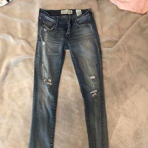 Abercrombie Super Skinny Jeans